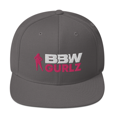 BBW Gurlz - Snapback Hat Fitted
