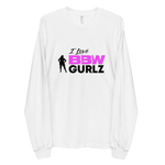 BBW -Long sleeve t-shirt (I Love)