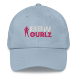BBW Gurlz - Cap (Powder Blue)