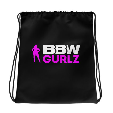 BBW Gurlz - Drawstring bag