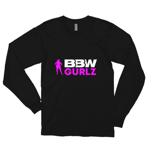 BBW - Long sleeve t-shirt (Black)