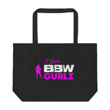 BBW - Large organic tote bag