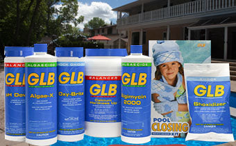 Pool Chemicals & Filters