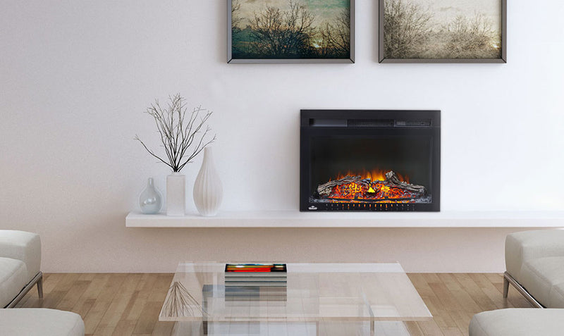 Napoleon Cinema 24-In Electric Fireplace Insert