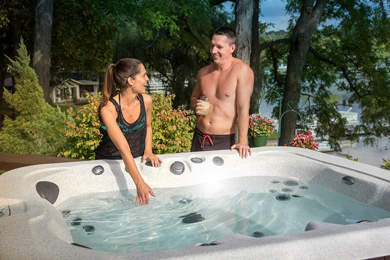 Master Spas Bar Harbor LE Portable Hot Tub