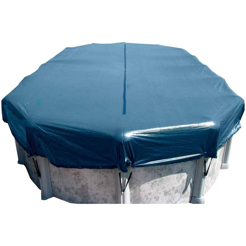 Oval Above Ground Winter Pool Cover