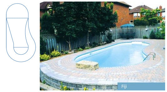 Celebrity – 18' x 31' In-Ground Pool