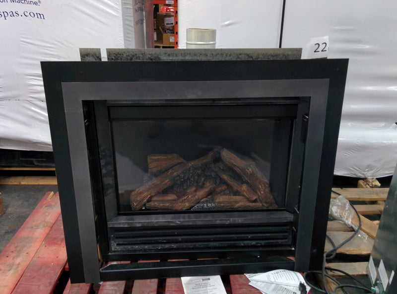 Display Model Fireplace Blowout