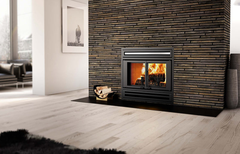 Valcourtinc FP1lm Manoir - Wood Fireplace