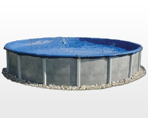 Round Above Ground Winter Pool Cover