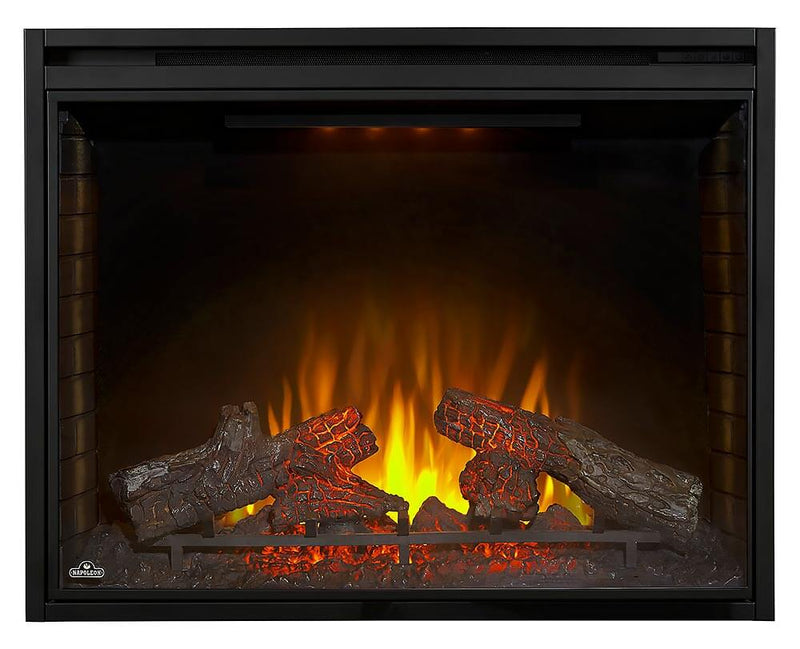 Napoleon Ascent 40-In Dual Voltage Built-In Electric Fireplace