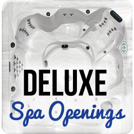 Hot Tub and Spa Openings