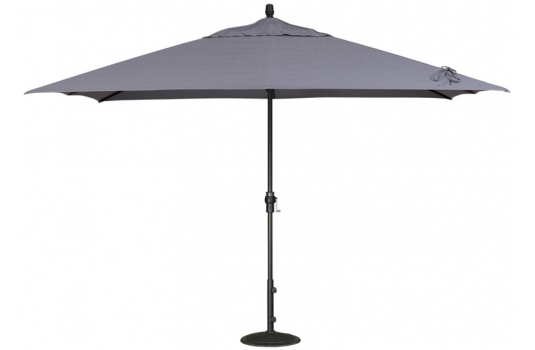 8' x 11' Rectangle Market Patio Umbrella