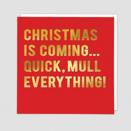 Mull Everything Card