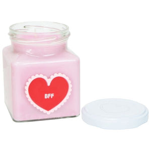 Love Bug 'BFF' Candle