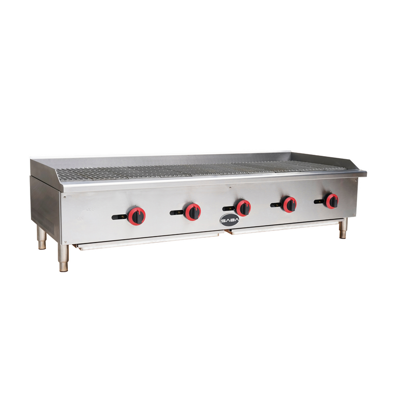 SABA CB-60 - Commercial Gas Radiant Broiler