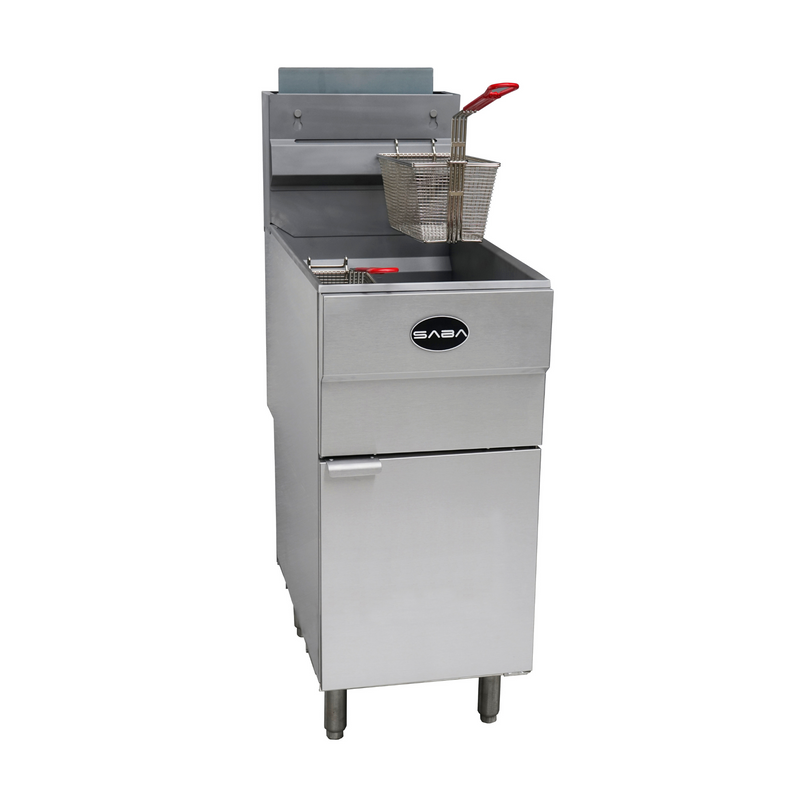 SABA GF45-N - Commercial Gas Fryer (Natural Gas)