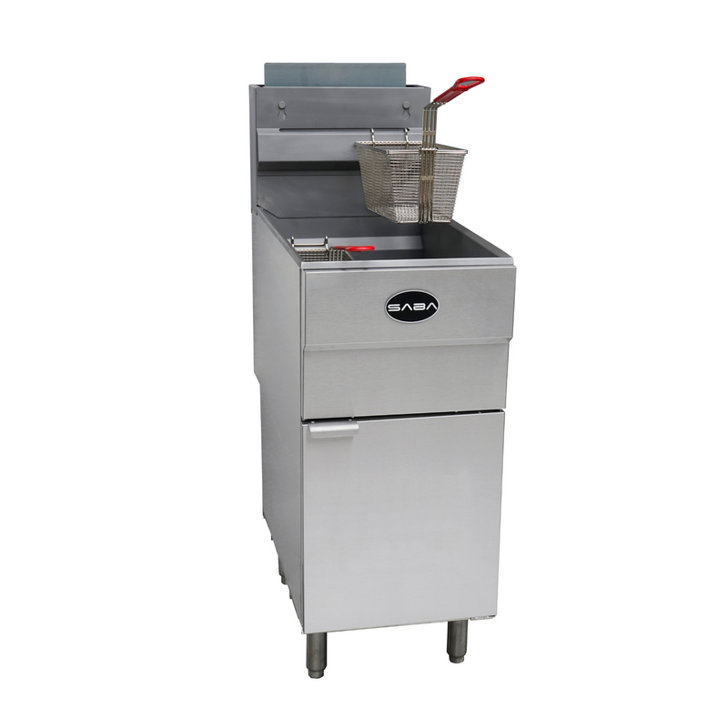 SABA GF45-P - Commercial Gas Fryer (Liquid Propane)