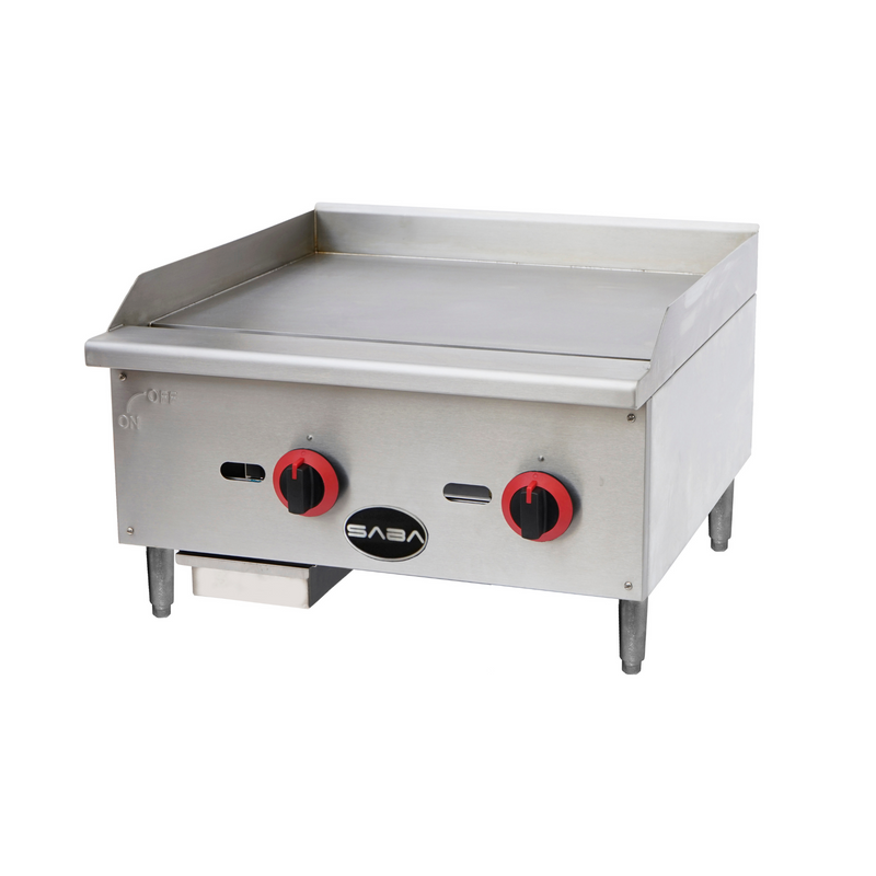 SABA MG-24 - Commercial Manual Griddle