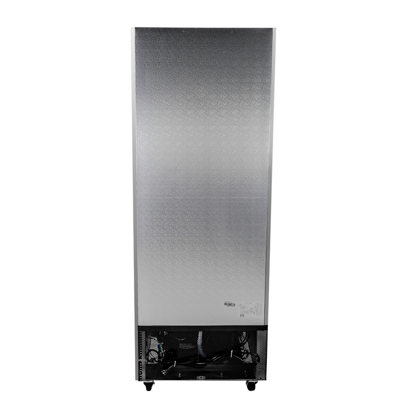 SABA S-23R - One Door Commercial Reach-In Stainless Steel Cooler