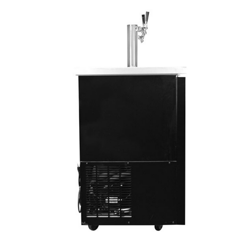 "SABA SDD-24-48 - 24"" Depth 48"" Direct Draw Commercial Beer Dispenser"