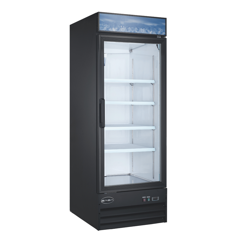 SABA SM-23R - One Glass Door Commercial Merchandiser Cooler