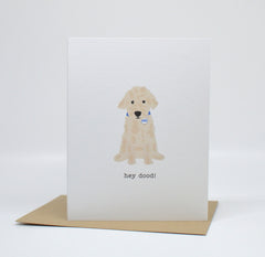Set of 6 Dog Cards