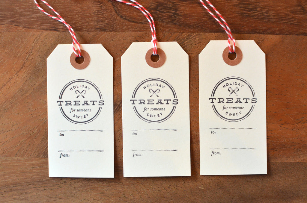 Sweet Treats Goodies Tags
