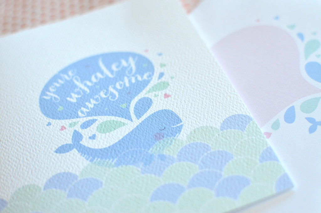 Whaley Awesome Love Valentines Day Card