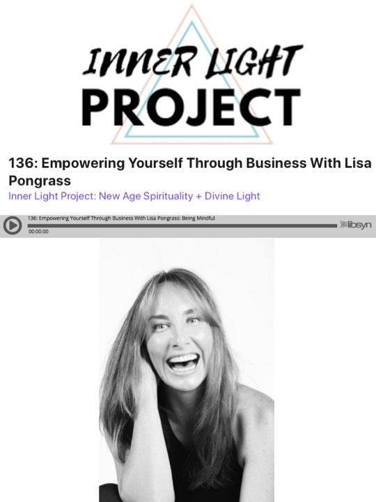 Empowering Yourself Through Business With Lisa Pongrass