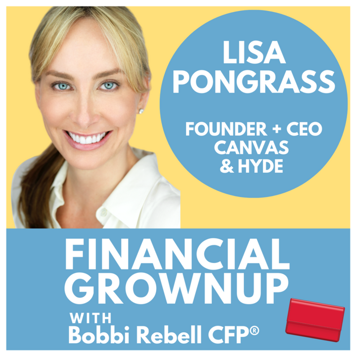 The Financial Grownup Podcast with Bobbi Rebell CFP