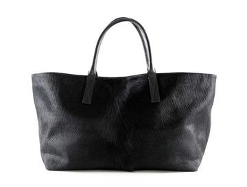 Monaco Weekender in Black - Canvas & Hyde NYC