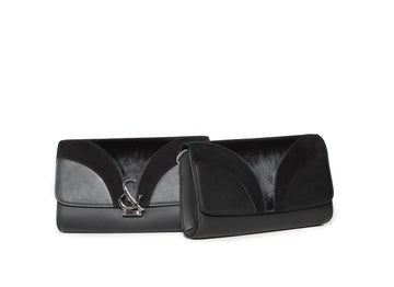 MILAN DECO CLUTCH - Canvas & Hyde NYC