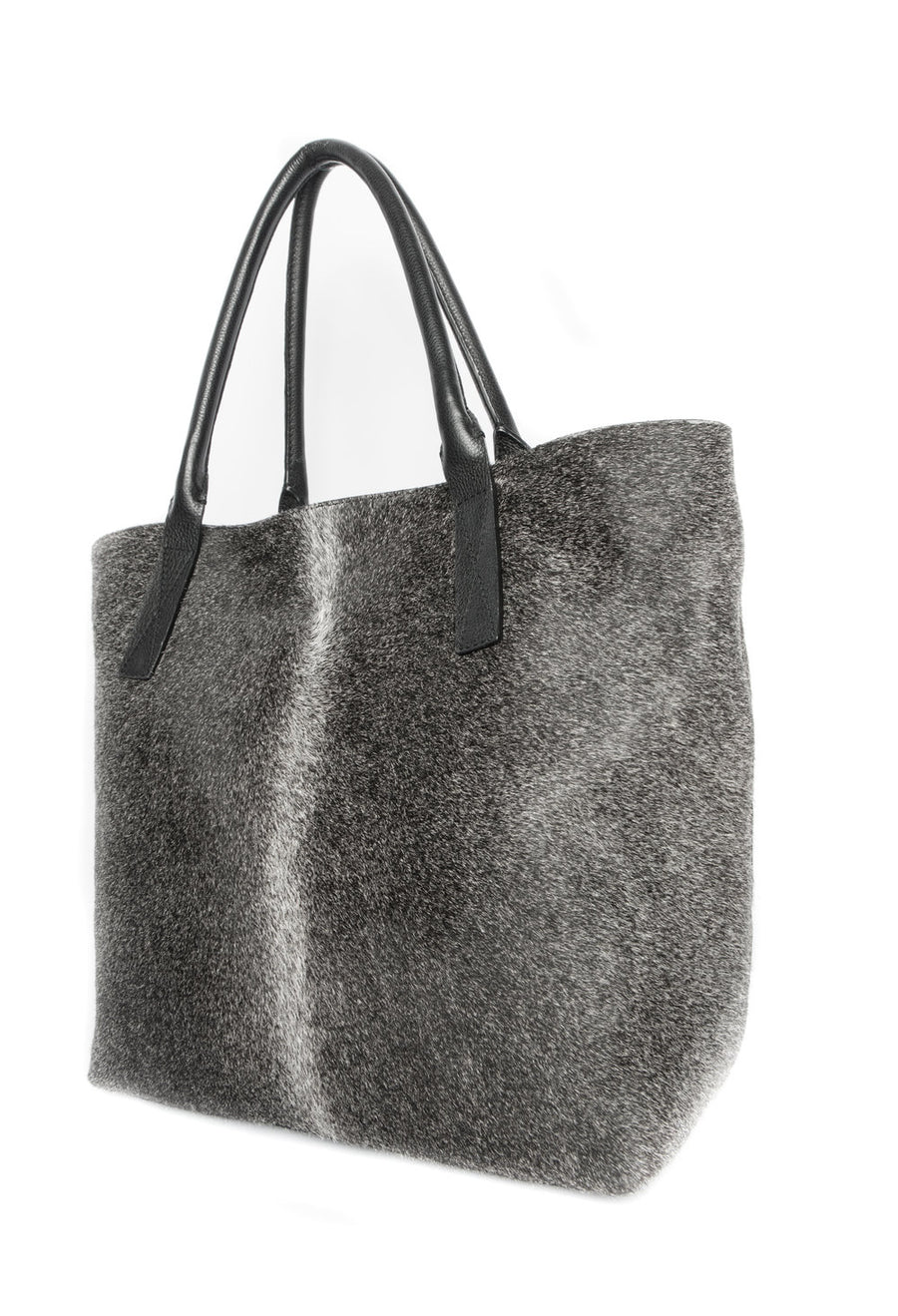 Aspen Day Tote in Grey