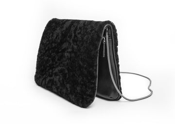 JACQ - Vintage Venetian Clutch - Canvas & Hyde NYC