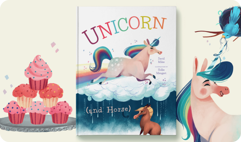 Cover of the book Unicorn (and Horse)