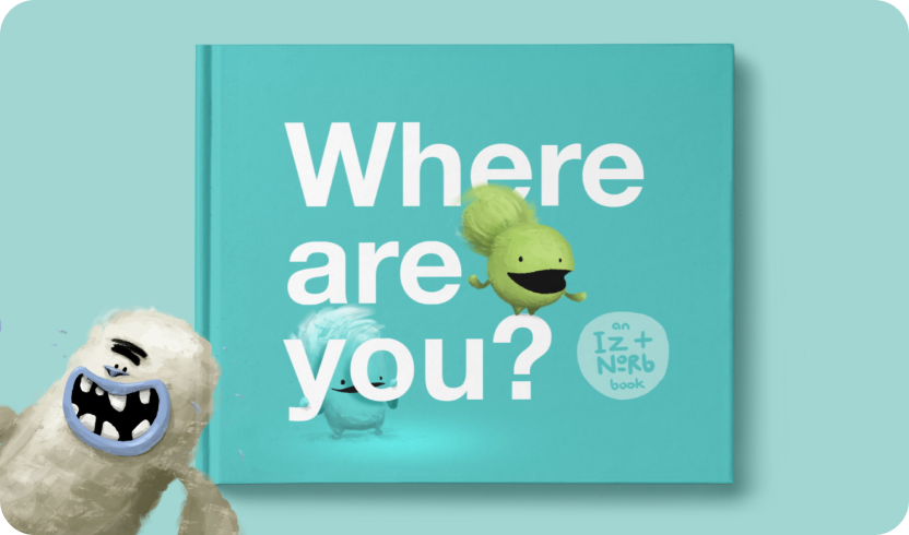 Cover of the book Where Are You?