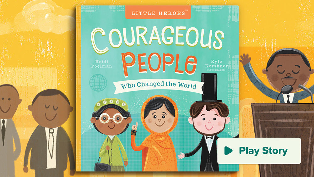 Play Courageous People Video