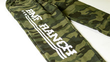 Load image into Gallery viewer, BMF RANCH Green Camo Joggers
