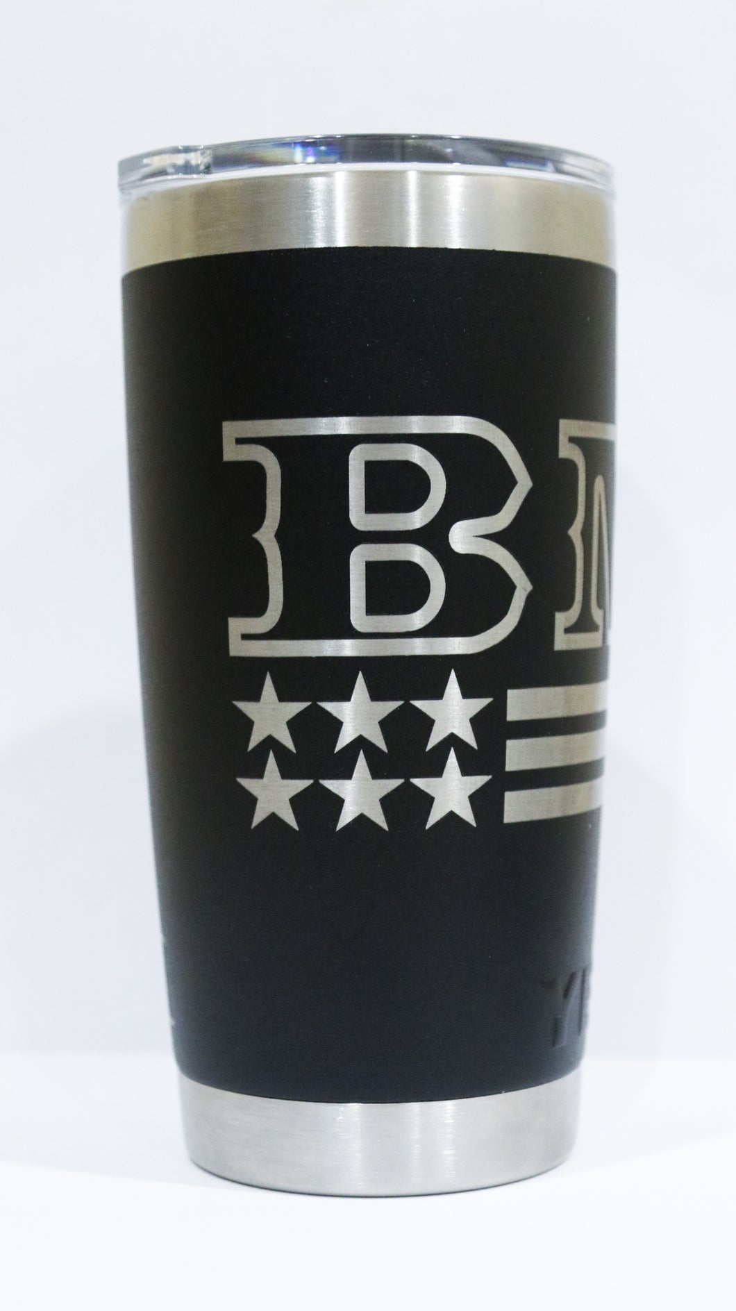 Stars and Stripes - 20 oz BMF YETI Tumbler