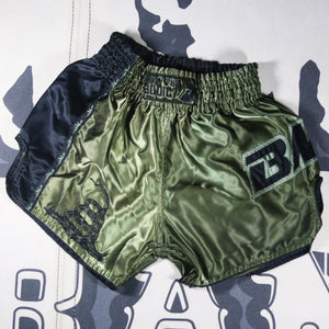 "Cowboy Signature ""Don't Tread on Me"" Muay Thai Shorts"
