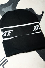 Load image into Gallery viewer, The BMF Knitted Beanie - Black