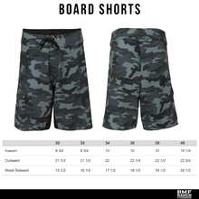 Load image into Gallery viewer, Green Camo BMF All Day Shorts