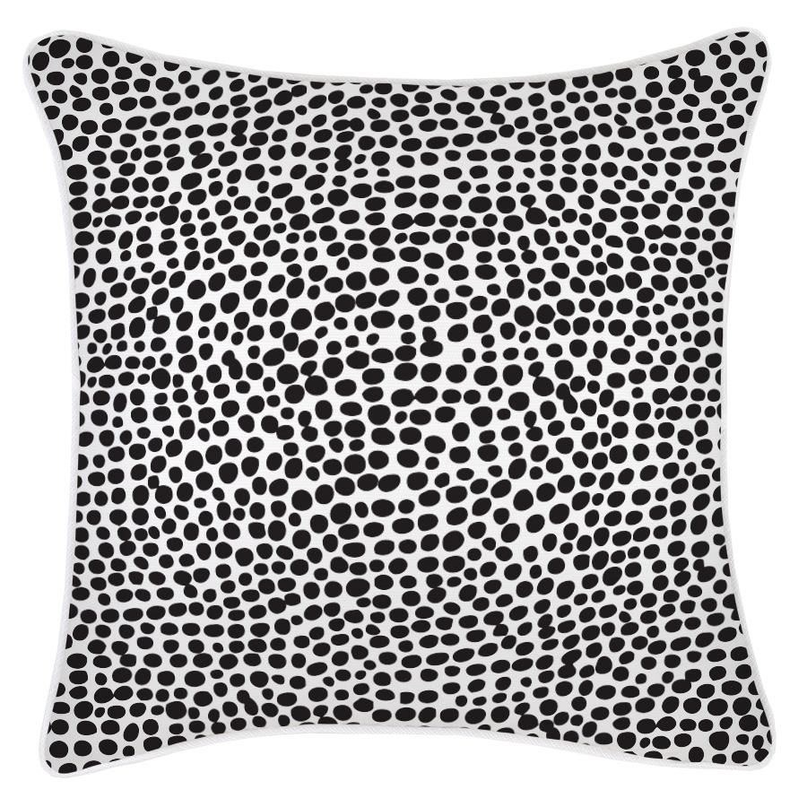 Cushion Cover-With Piping-Pebbles-45cm x 45cm