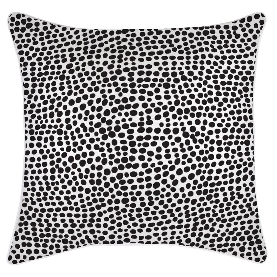 Cushion Cover-With Piping-Pebbles-60cm x 60cm