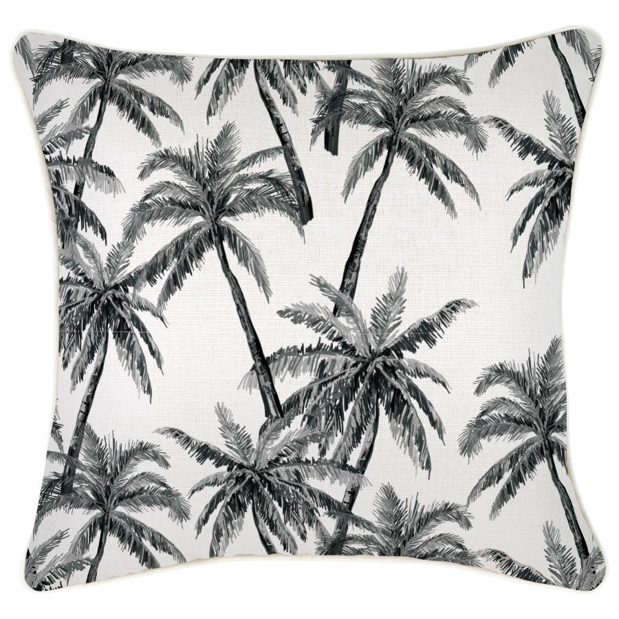 Cushion Cover-With Piping-Castaway-45cm x 45cm