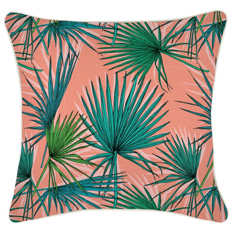 Cushion Cover-With Piping-Hot Tropics-45cm x 45cm