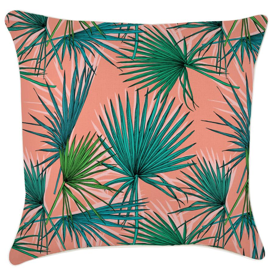 Cushion Cover-With Piping-Hot Tropics-60cm x 60cm