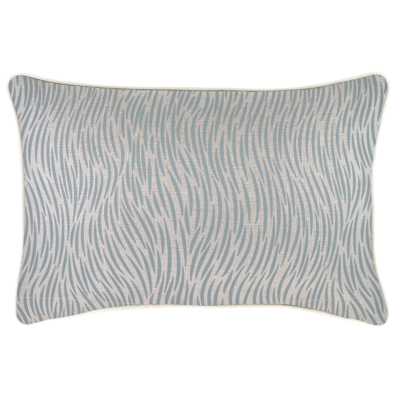 Cushion Cover-With Piping-Wild Smoke-35cm x 50cm