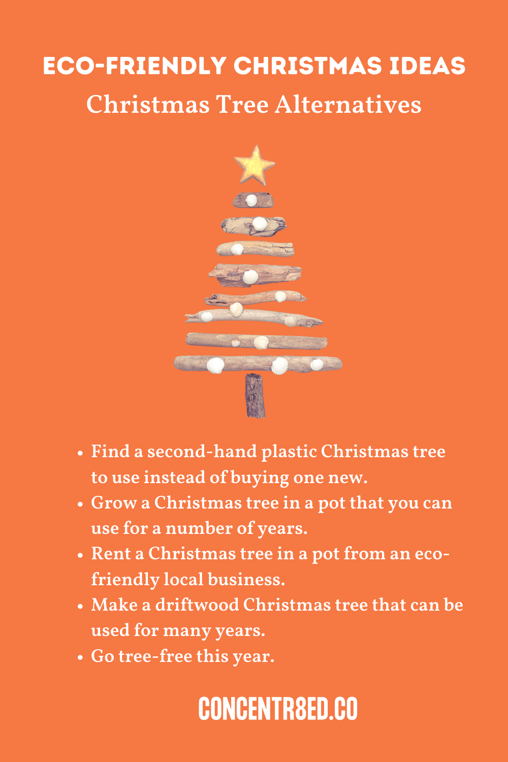 Eco-friendly Christmas ideas real vs fake Christmas trees more sustainable